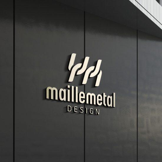 Maille Metal Logo